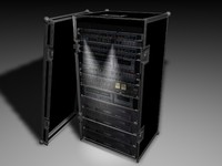 rack audio 20U low def