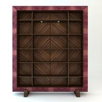 3d cabinet details model