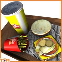 maya fast food