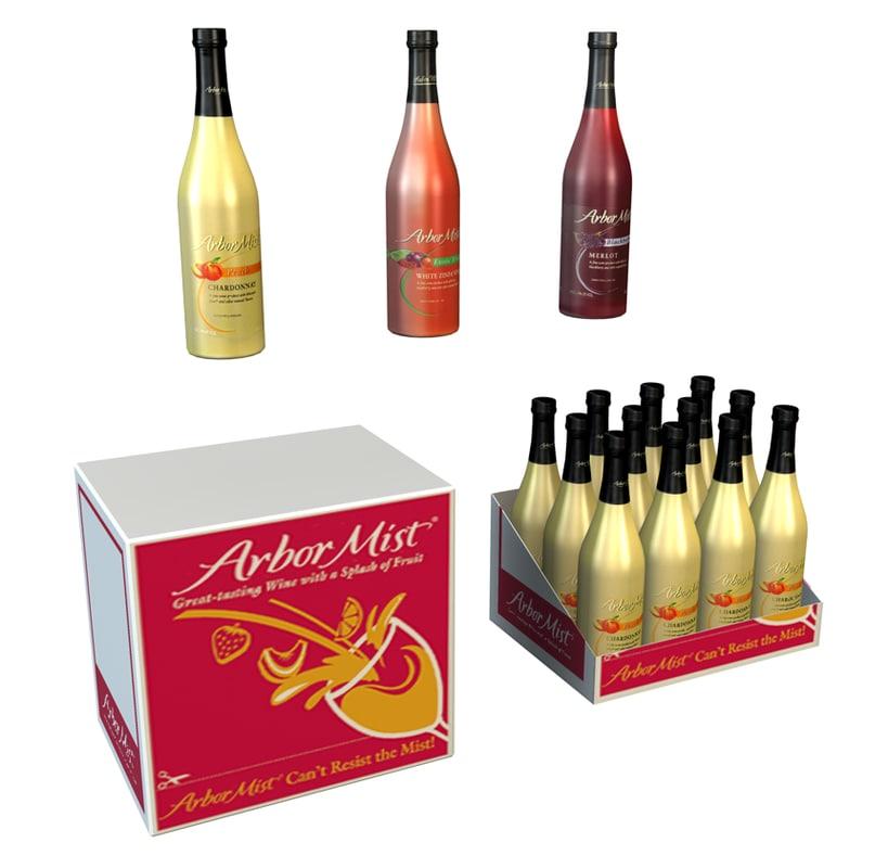 Arbor Mist: Wine Arbor Mist 3d 3ds