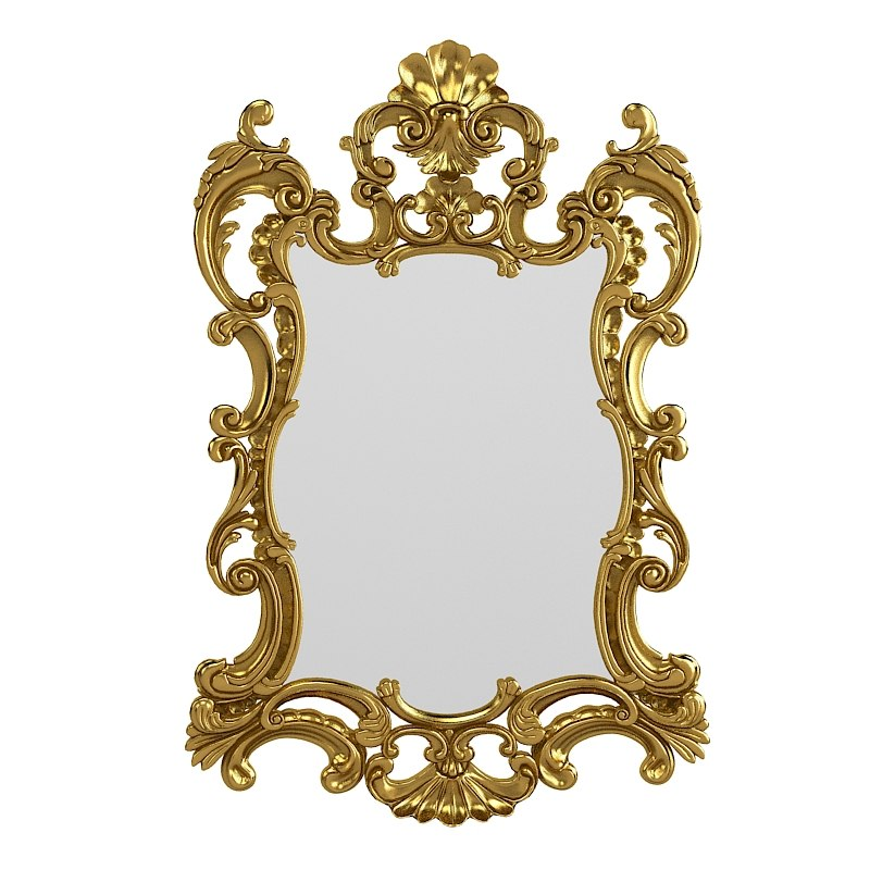Ceppi 2333 baroque wall mirror classic classical rococo carved luxury glamour victorian carving .jpg