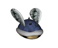 3d spikey shell