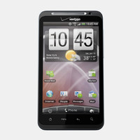 htc thunderbolt 4g mobile phone 3d max