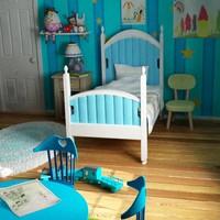 3d kid room model