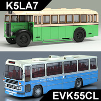 3ds max hong bus