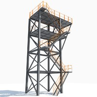 Industrial Tower 05