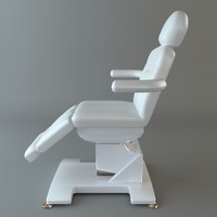 3ds max dentist chair armchair
