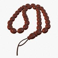 rosary 3d model