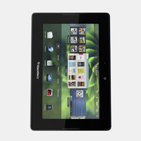 3d blackberry playbook model