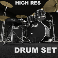 drum set 3ds