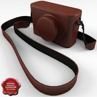 Fujifilm X100 Leather Case
