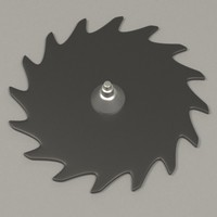 3ds max clock gear wheel