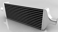 intercooler cooler 3d c4d