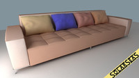max sofa hires shaders