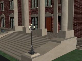 3d max court house - BTFF_Court_House Hill Valley... by MOSEnjoyment