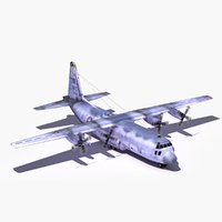 obj c130 hercules transport