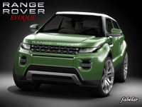 Range Rover Evoque std mat