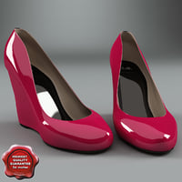 female shoes d g 3d lwo