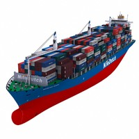 Container Ship - 02