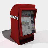 newspaper vending 3ds