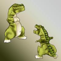 croco crocodile x