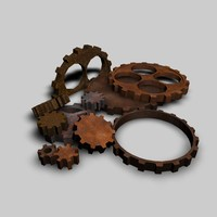 3ds cogs rusty
