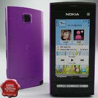 Nokia 5250 vialet