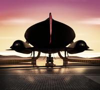 Lockheed SR71 Blackbird
