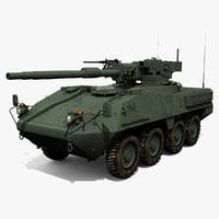 Stryker M1128 MGS