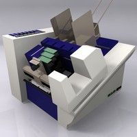 address printer 3d max