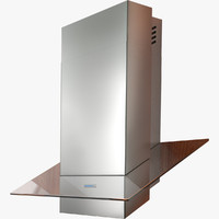 extractor hoods 3d 3ds
