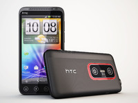 max htc evo united states