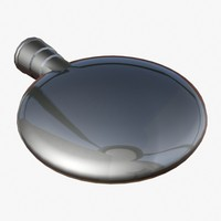 Orbit Hip Flask