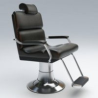 Chair barber013.rar