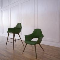 Organic chair combo