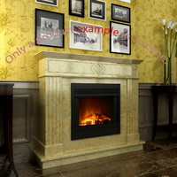 3ds max fireplace 13