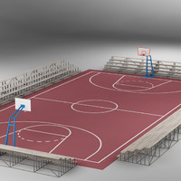 Basketball Court_01