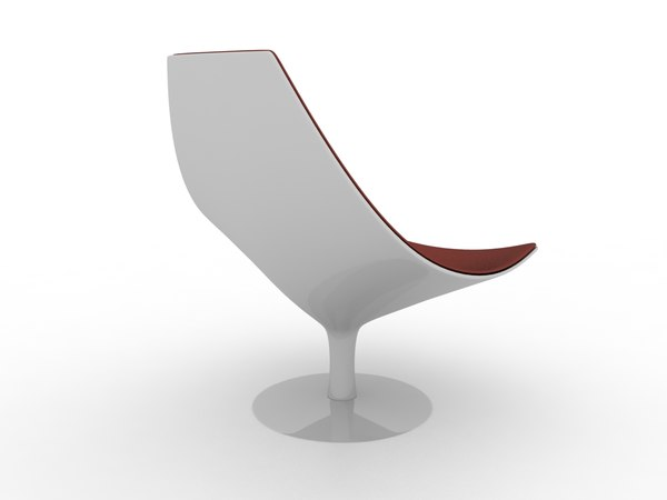 3d tacchini moon chair - Tacchini Moon Chair... by Bluemaxroe