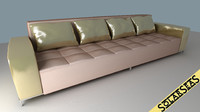3d sofa hires shaders
