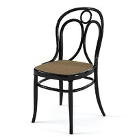 3d model of vienn dining chair