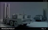 3d model rus