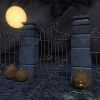 spooky gate c4d