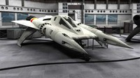 ma buck rogers starfighter