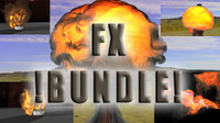 FumeFx Basic Pack