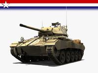 3d tanks m24
