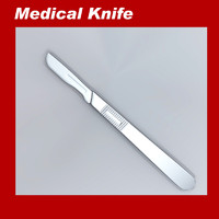 medical knife max
