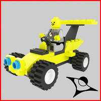 Racer Lego