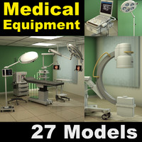 3d medical equipment 1 model