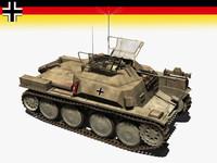 reconnaissance t 38 sd 3d model