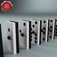 domino v6 3d model